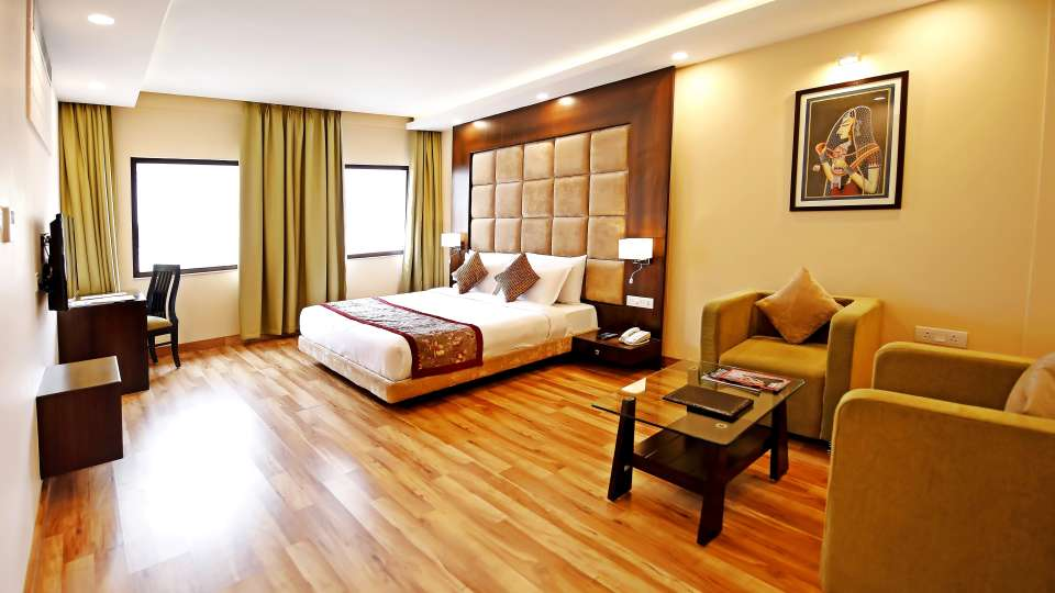3 Deluxe Spectrum Hotel and Residences Udaipur by 1589 Hotels
