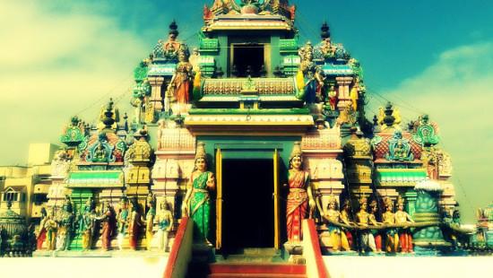 Ashtalakshmi Kovil - Temple of Eight Lakshmis  Chennai  Tamil Nadu  India