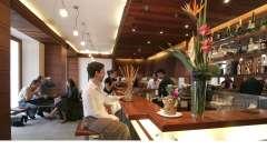 Risque lounge bar at The Promenade Hotel Pondicherry
