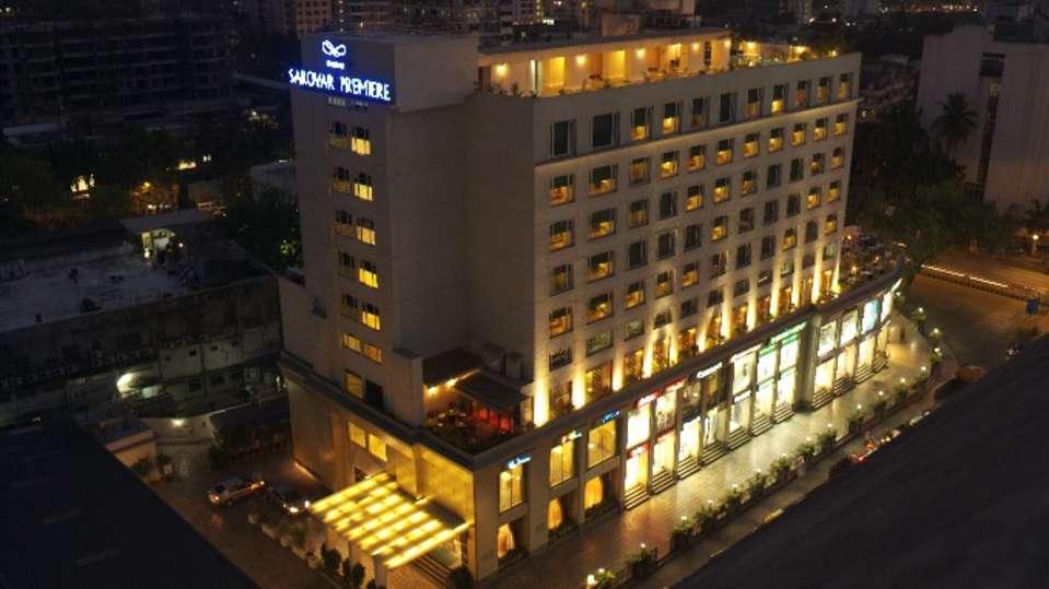 Facade Grand Sarovar Premiere Mumbai 7