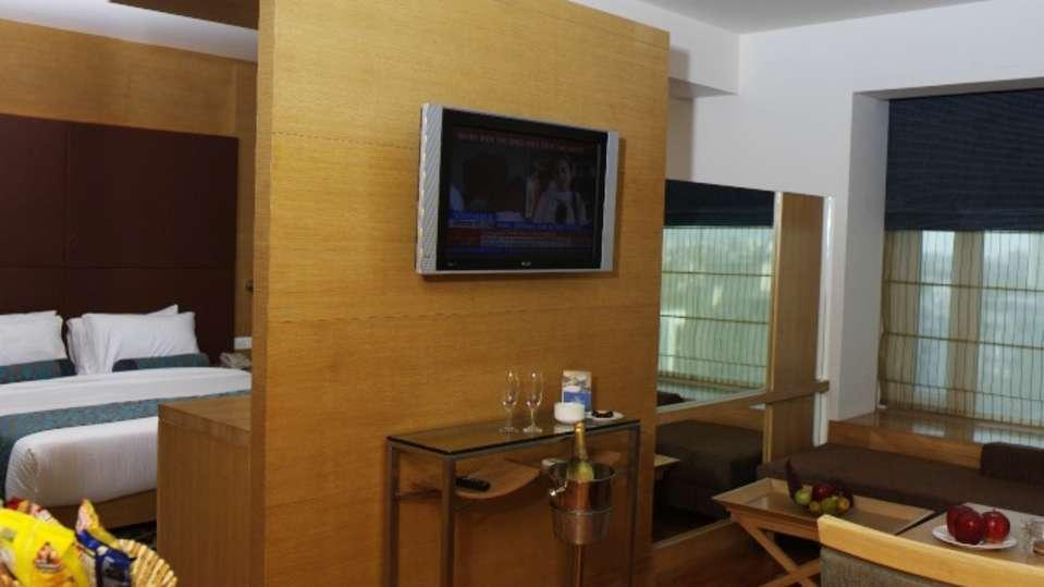 Superior Deluxe Rooms Grand Sarovar Premiere Mumbai 2
