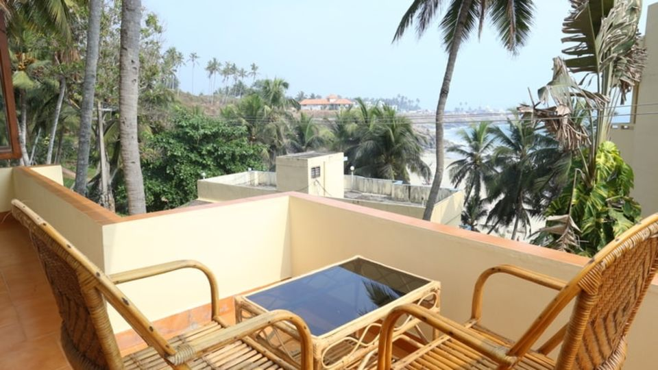 Hotels near Kovalam beach, Budget villas near Kovalam beach, best budget rooms in Kovalam 27