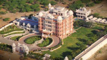 GenX Royal Heritage Resort Kishangarh