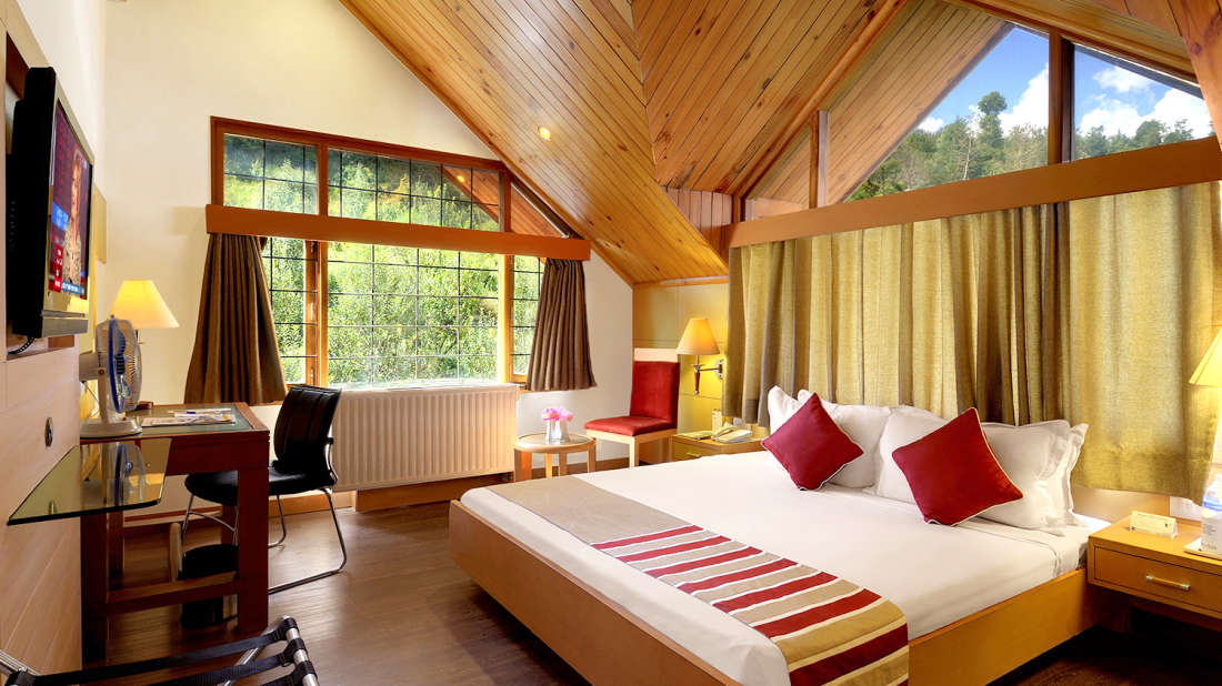 Quality Inn & Suites River Country Resort  Manali 2 Bed Room Cottage Quality Inn Suites River Country Resort Manali 1