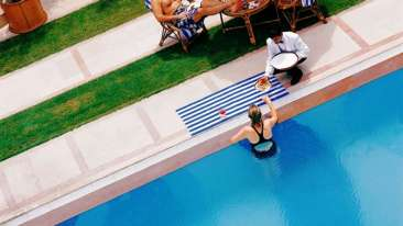 Swimming Pool Park Plaza Ludhiana