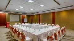 Meeting Room at Nidhivan Sarovar Portico Vrindavan, 5 star hotels in vrindavan