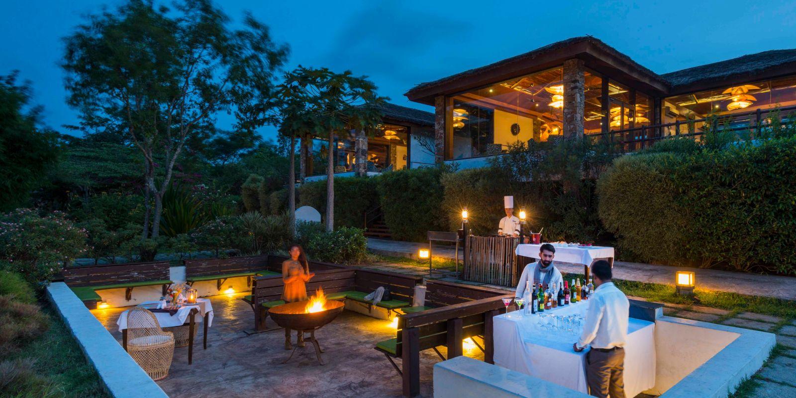 Jungle safari at Bandipur  Honeymoon Resort In Bandipur  The Serai Bandipur 13