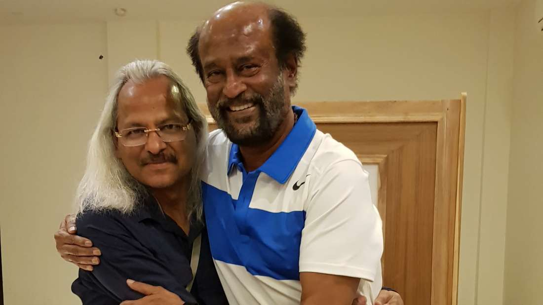 Rajinikanth at Shaheen Bagh Resort Dehradun 2