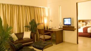 Evoma Hotel, K R Puram, Bangalore Bangalore Suite Room Evoma Hotel K R Puram Bangalore 1