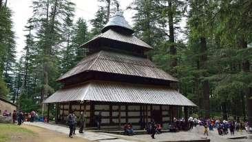 Hotel Natraj, Manali Manali Hidimba Temple Manali