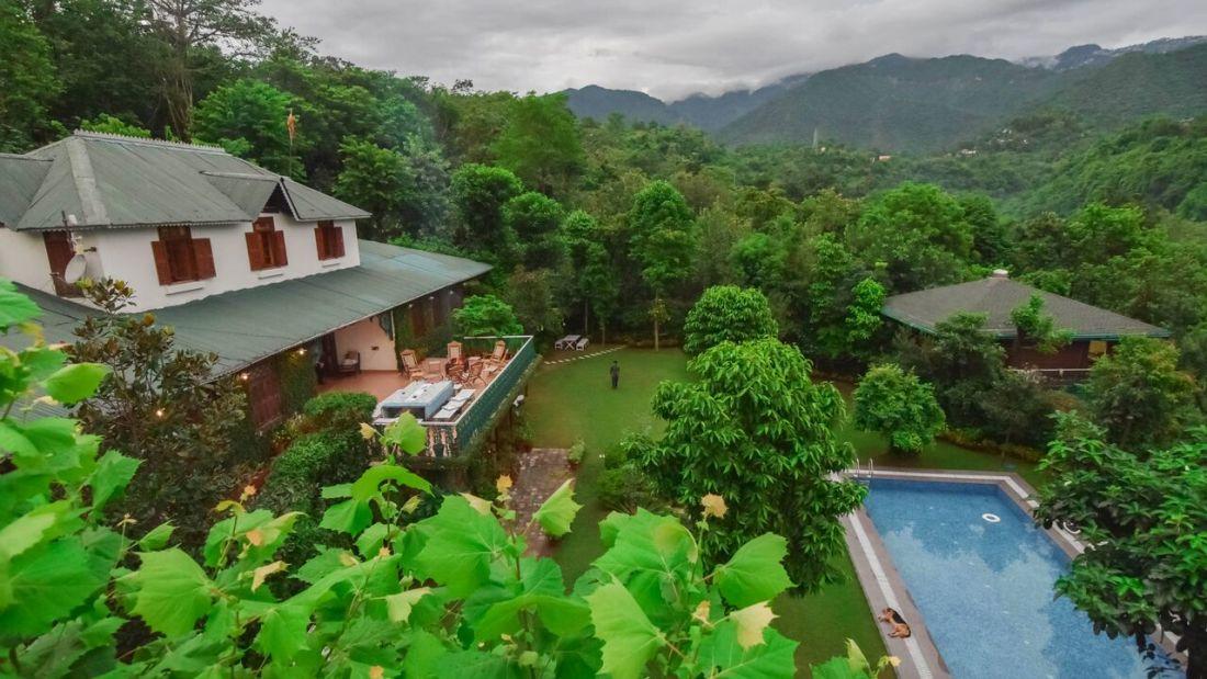 Facade_Riverside Resort In Dehradun_Shaheen Bagh Resort Dehradun 12