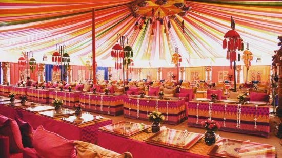 Wedding decoration shirdi