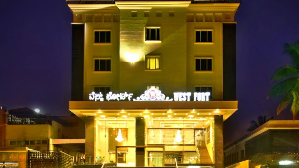 West Fort Hotel, Rajajinagar, Bangalore Bangalore Facade West Fort Hotel Rajajinagar Bangalore 2