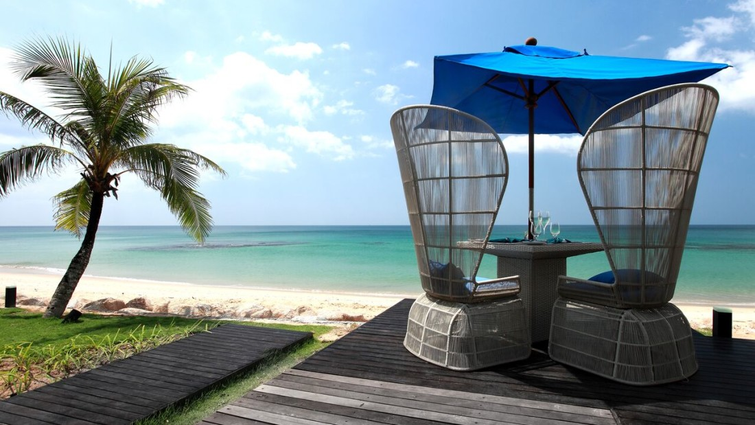 Leelavadee Restaurant Natai Beach Resort Spa Phang Nga Thailand 1