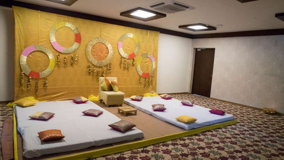 Ukti Banquet Hall 3 Udman Hotels Resorts - Mahipalpur New Delhi Hotel in Karol Bagh