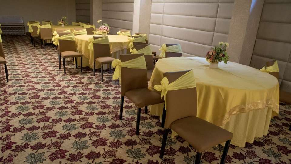 Ukti Banquet Hall 4 Udman Hotels Resorts - Mahipalpur New Delhi Hotel in Karol Bagh