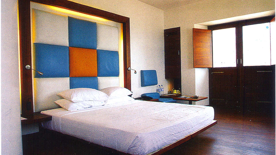 Room 2 The Promenade Pondicherry