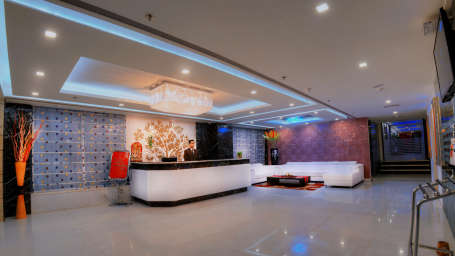 Hotel Atulyaa Taj, Agra Agra Reception Hotel Atulyaa Taj Agra
