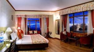 deluxe plus at Summit Le Royale Hotel Shimla 4