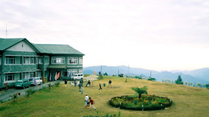 Deolo Hills near Summit Sobralia Resort and Spa Namchi