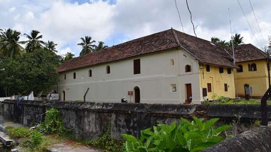 The Tower House - 17th C, Cochin Kochin Mattancherry Palace Kochi