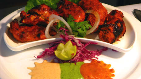 Ocean Palms Goa Tandoori Chicken