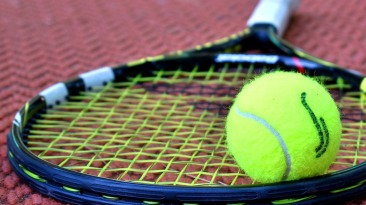tennis at chariot beach resort in mahabalipuram