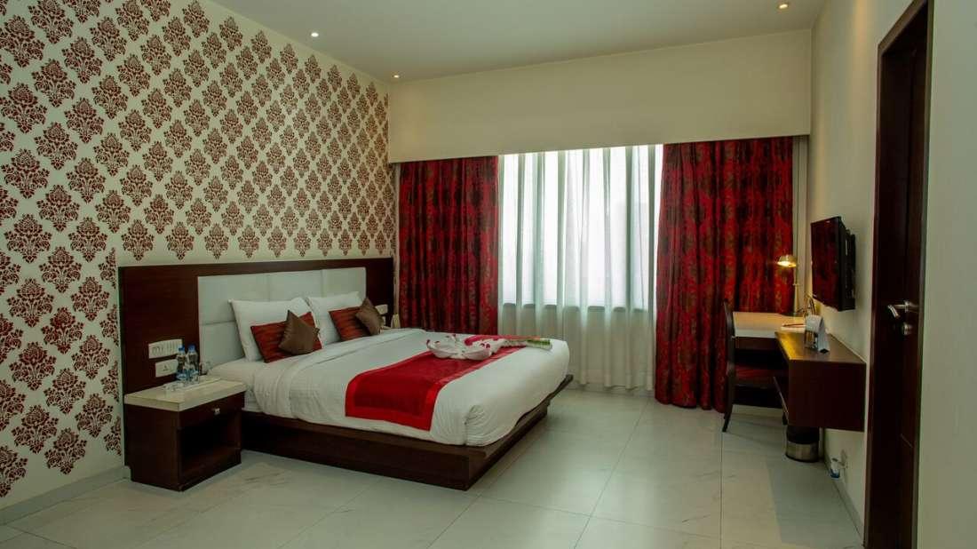 Chamber Room Hotel Kanha Shyam Prayagraj