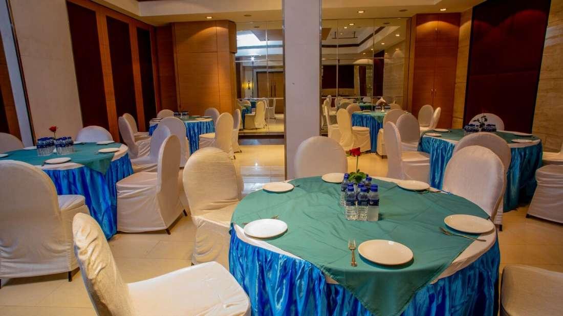 Imperial Banquet Hotel Kanha Shyam Prayagraj
