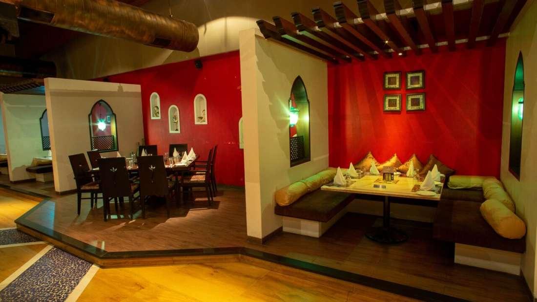 Restaurant Hotel Kanha Shyam Prayagraj 1