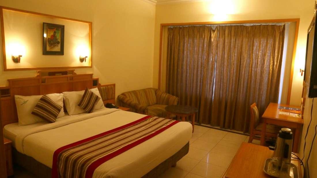 Kalyan Residency Hotel in Tirupati Suite Room