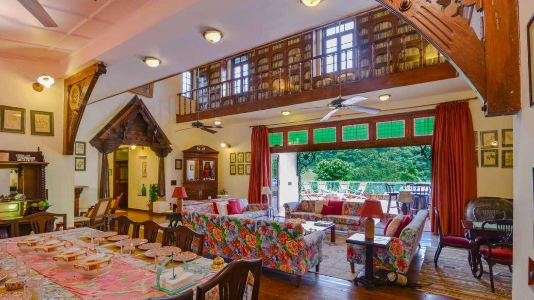 Restaurant Shaheen Bagh Resort Dehradun 5 2