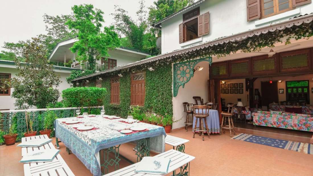 Restaurant Shaheen Bagh Resort Dehradun 5 4