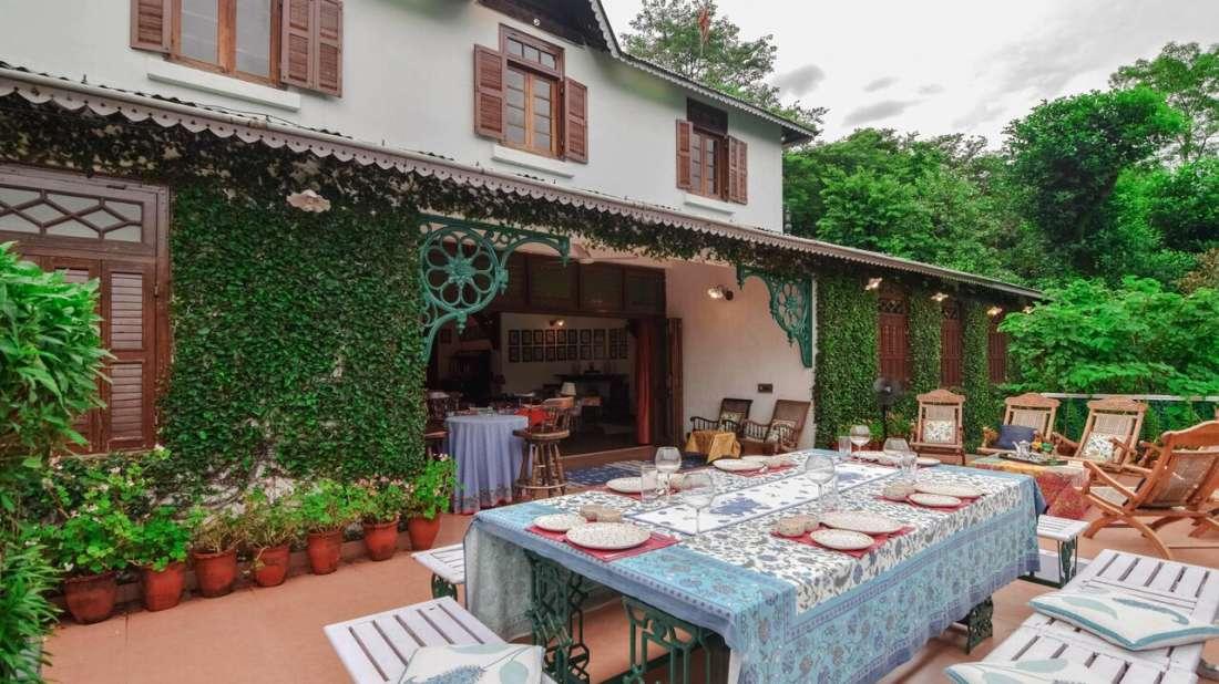 Restaurant Shaheen Bagh Resort Dehradun 5 5
