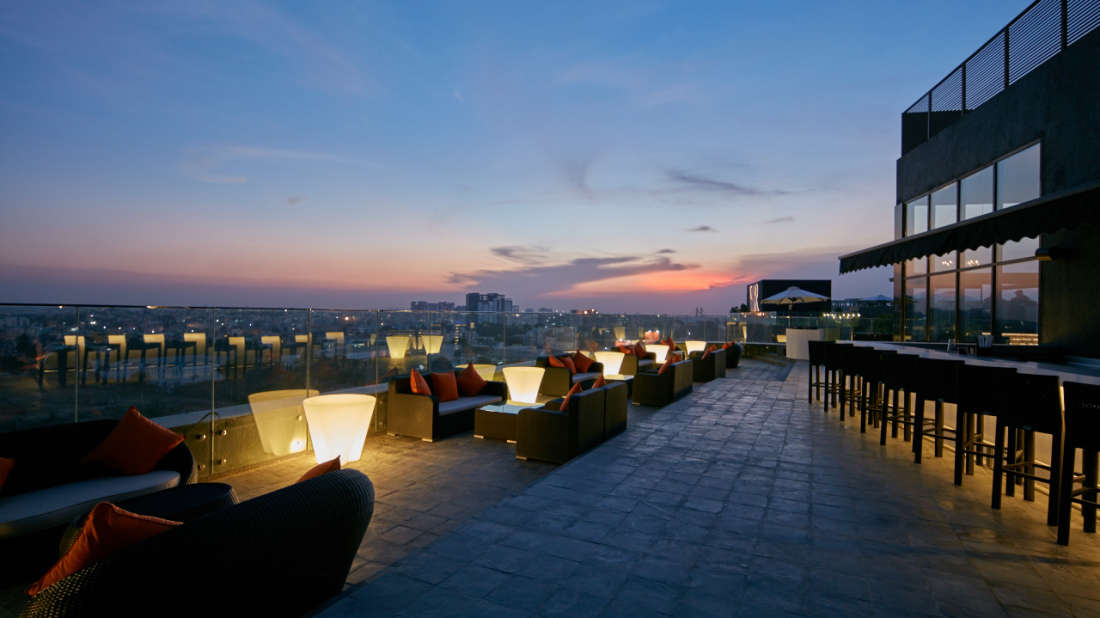 ALT Rooftop Bar & Lounge , Waverly Hotel & Residences, Hotels near VR Mall 12345 9