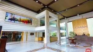 Reception 6 Udman Hotels Resorts - Mahipalpur Hotel near Delhi Airport