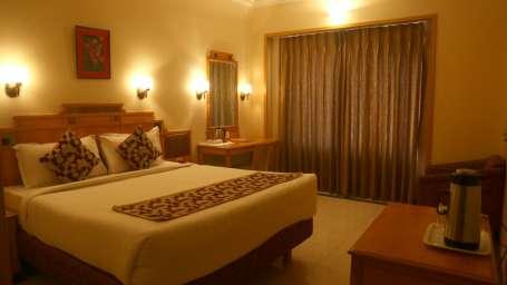 Kalyan Residency Hotel in Tirupati Deluxe Room