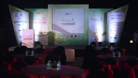 The Orchid - Five Star Ecotel Hotel Mumbai Nutraceutical Health Award Function 2016 at The Orchid Hotel Mumbai