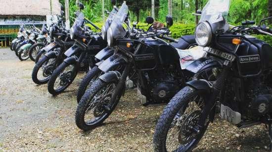 Biker Group at Infinity Rseorts Kaziranga, Resort facilities in Kaziranga