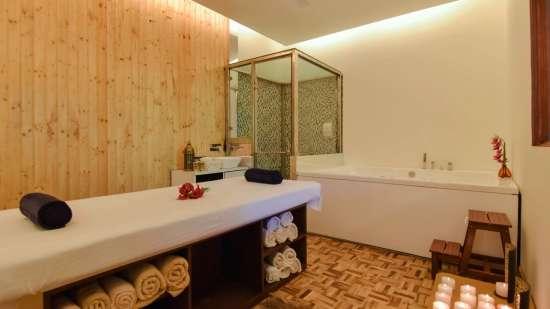 Spa Shaheen Bagh Resort Dehradun
