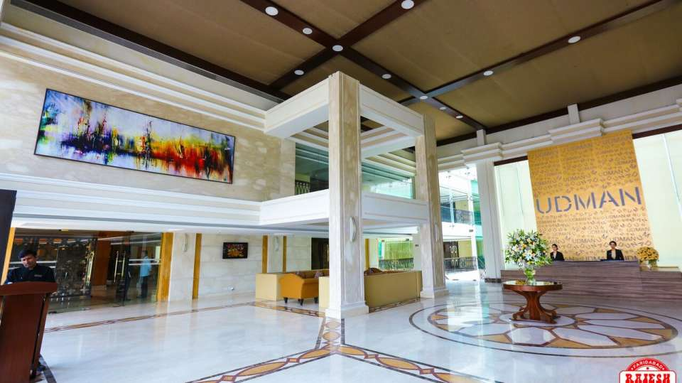 Reception 6 Udman Hotels Resorts - Mahipalpur Hotel near Delhi Airport
