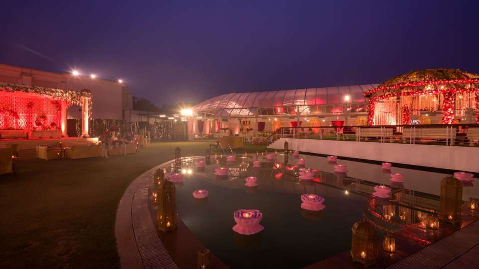 Udyan Banquet Hall 5 Udman Hotels Resorts - Mahipalpur New Delhi Hotel near Paharganj