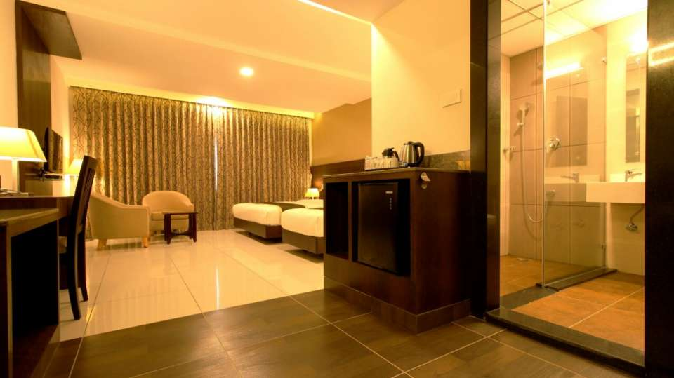 West Fort Hotel, Rajajinagar, Bangalore Bangalore Superior Room West Fort Hotel Rajajinagar Bangalore