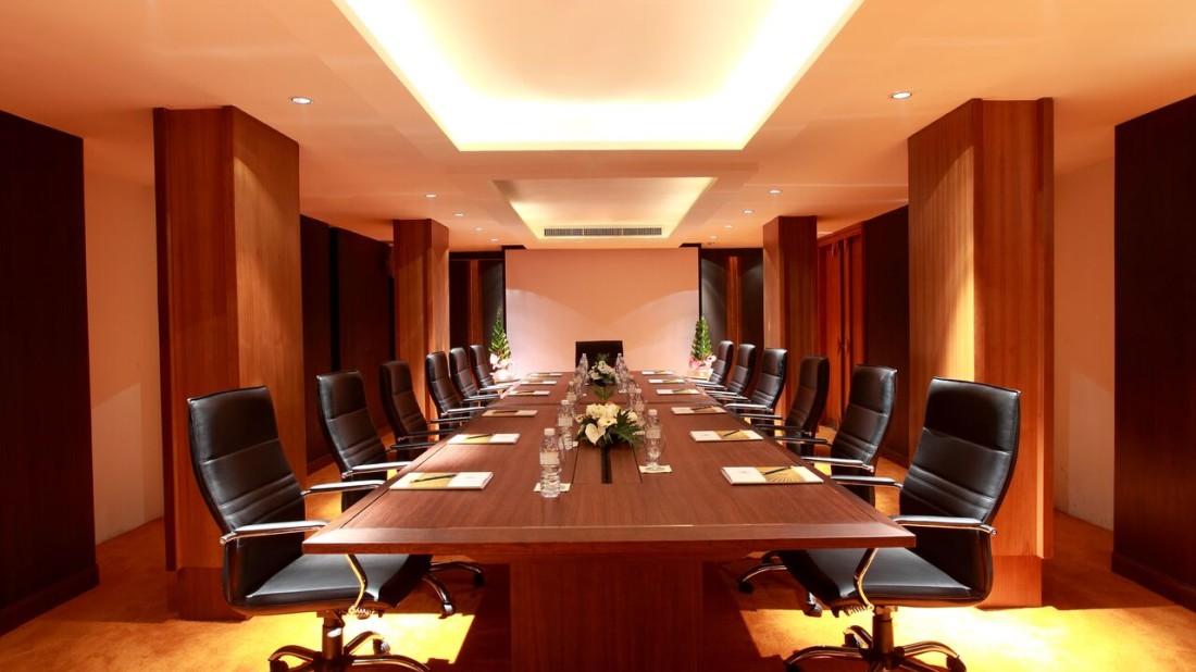 Sarasin Banquet Hall Natai Beach Resort Spa Phang Nga Thailand