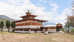Chimi Lhakhang Bhutan