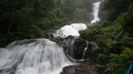 Irupu Falls, Amanvana Resort Spa, Waterfalls In Coorg
