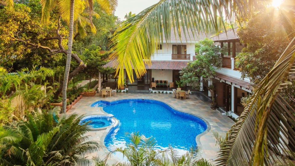 Casa Sea - Esta Villa at Hamsa Villas Goa Hotels Rooms in Goa 4