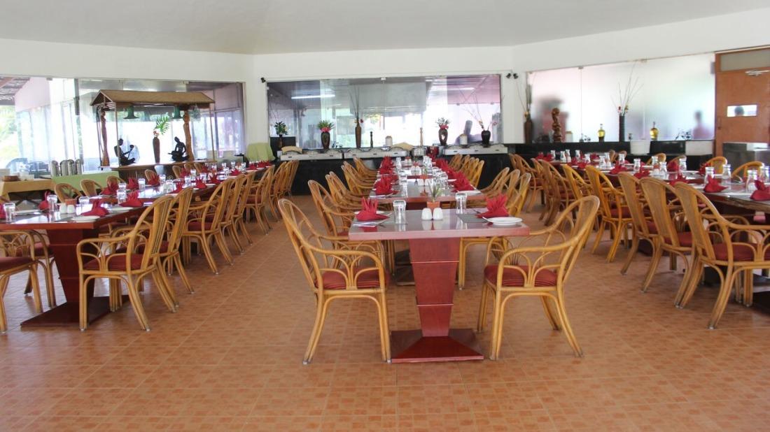 Kapi Restaurant Chariot Beach Resort Mahabalipuram Chennai3
