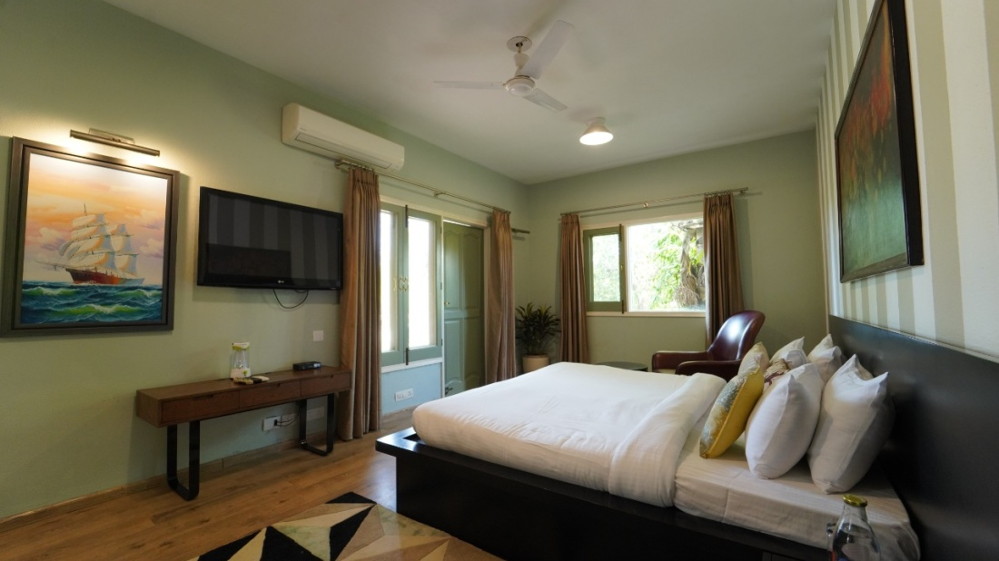 2 Bedroom Villa Karma Lakelands Villas in Gurgaon Resorts in Gurgaon 1