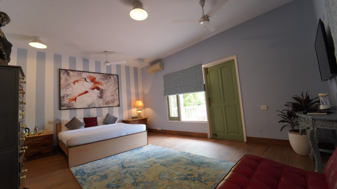 2 Bedroom Villa Karma Lakelands Villas in Gurgaon Resorts in Gurgaon 6